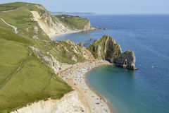 Durdle Door Stock Image