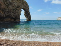 Durdle Door Royalty Free Stock Photography