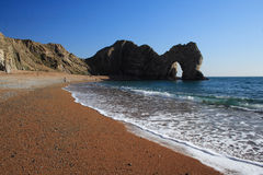 Durdle Door in Dorset Stock Photo