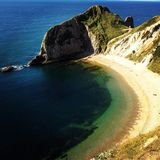 Durdle door Royalty Free Stock Photo