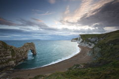 Durdle Door, Dorset, England Royalty Free Stock Image