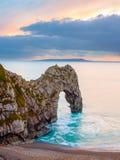 Durdle Door Dorset England Stock Photography