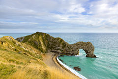 Durdle Door Stock Photo