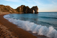 Durdle Door, Dorset (UK) Royalty Free Stock Photos