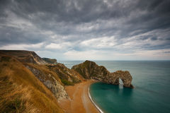 Durdle Door in Dorset, UK. Stock Photography