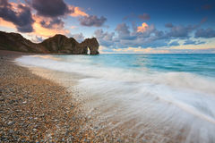 Durdle Door in Dorset, UK. Royalty Free Stock Image