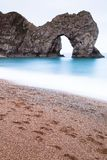 Durdle Door Long Exposure Stock Images