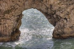 Durdle Door the nature arch Stock Photo