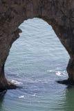 Durdle-Tür, Dorset Stockbild