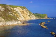 Durdledeur - Mooie stranden van Dorset, het UK royalty-vrije stock foto