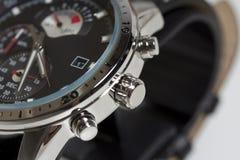 Dure horloges Stock Foto