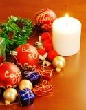 durée toujours de Noël Image libre de droits