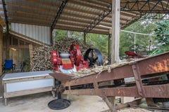 Duren Cane Mill Arkivbilder