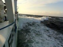 Dureté d'océan Photos libres de droits