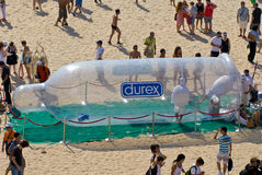 durex Photo stock