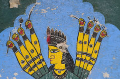 Durga Stock Images