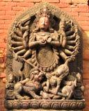 Durga Stock Afbeeldingen