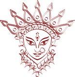 Durga Royalty-vrije Stock Fotografie