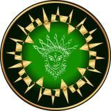 Durga Royalty-vrije Stock Foto's