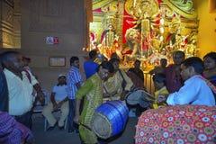 Durga Foto de Stock Royalty Free