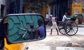 Durga Royalty-vrije Stock Afbeeldingen