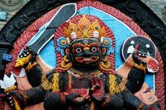 Durga de Goddness Imagenes de archivo