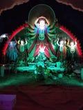 Durga différent de style photos stock