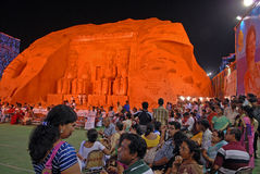 Durga Festival Photos stock
