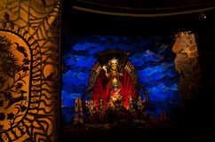 Durga Festival Image stock