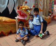 Durga Festival of Kolkata Stock Image