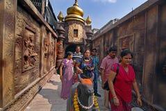 Durga Festival of Kolkata Royalty Free Stock Photography