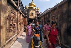 Durga Festival of Kolkata Royalty Free Stock Image