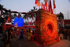 Durga Festival of Kolkata Royalty Free Stock Photos