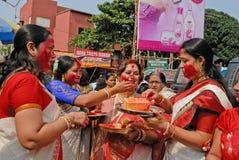 Durga Festival Royalty Free Stock Photo