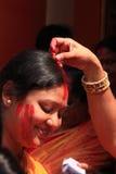 durga festiwalu puja zdjęcie royalty free