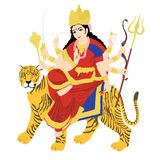Durga goddess Royalty Free Stock Images