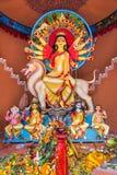 Durga goddess Stock Photography