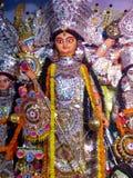 Durga Goddess puja Face GoddessDurga stock images