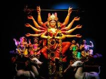 Durga gudinna Royaltyfria Foton
