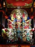 Durga idol Fotografia Royalty Free