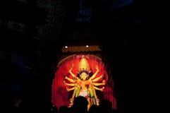 Durga Idol Photographie stock libre de droits