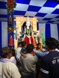 Durga MAA bóg bóg natury Zdjęcie Royalty Free