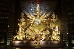 Durga Maa Murti stock photos