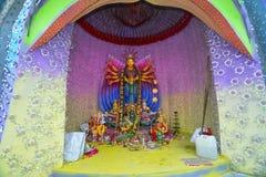 Durga Pandaal Fotografia de Stock Royalty Free