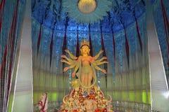 Durga Pandaal Fotografia de Stock