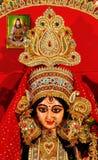 Durga Pooja beröm i Bahrain Royaltyfri Foto