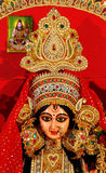 Durga Pooja-Feier in Bahrain Lizenzfreies Stockfoto