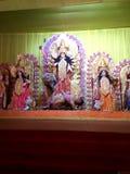 Durga puja 2017 Obraz Royalty Free