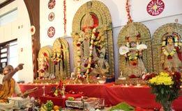 Durga Puja Imagem de Stock