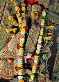Durga Puja Стоковое Изображение